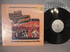 Charlie Byrd/Barney Kessell/Herb Ellis, Great Guitars, Concord Jazz CJ 4, 1975