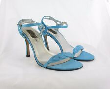 Ladies Shoes Size 5 Aqua Green, Evening, Party, Prom (M17/10/17-5-S)