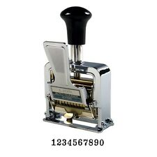 Lion Office Pro-Line Lever-Action Heavy Duty Numbering Machine - A01