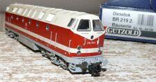 K40 Gützold 34100 Diesellok BR 219 176-5 DB