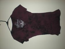 Womens Affliction Shirt Size Small
