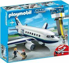 PLAYMOBIL 5261 Avion et Tour de Contrôle