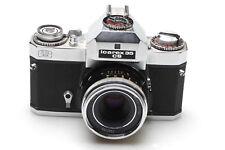 Zeiss Ikon Icarex 35 CS TM + Carl Zeiss Tessar 50mm F2.8 M42