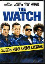 The Watch (DVD, 2012) Brand New