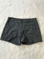 Patagonia Dark Grey Nylon Hiking Shorts Size 10