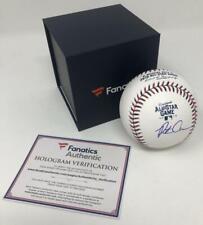 PETE ALONSO Autographed 2019 All Star Logo Official Baseball FANATICS