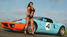 Car Ford GT Sport 24 Race InspiredBy 1966 GT40 1 18 f gp 12 Carousel Orange 1969