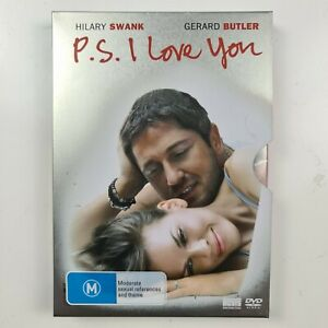 PS I Love You DVD - Hilary Swank Gerard Butler - Region 4 - FREE TRACKED POSTAGE