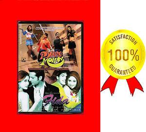 ACCEPTABLE DVD PYARE MOHAN FIDA HINDI ROMANCES  SOME SPOKEN ENGLISH SUBTITLES*
