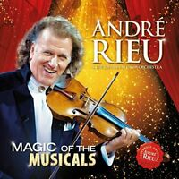 Andre Rieu - Magic Of The Musicals [CD]