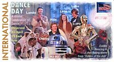 """COVERSCAPE computer designed Int'l Dance Day """"Star Wars"""" event cover"""