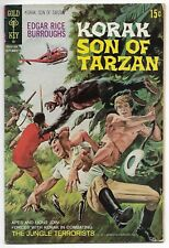 Korak, Son of Tarzan #43 (Gold Key, 1971) – Mabu, Jungle Boy – FN