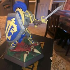 BlizzCon® 2019 Commemorative Collectible Human Footman Statue Figurine Warcraft