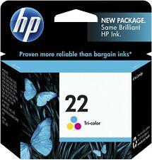Cartuccia Originale HP 22 HP22 Tricromia Colore Color (garanzia terminata->est.)