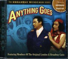 Anything Goes - Broadway Musicals    CD NEU OVP