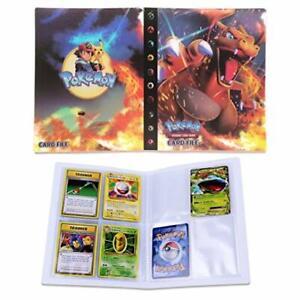 Porta Carte Pokemon Raccoglitore Carte Pokémon Album per Carte Pokemon GX può...