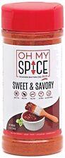Oh My Spice SWEET & SAVORY Low Sodium Gluten-Free Vegan 5 oz PALEO FIT SEASONING
