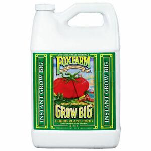 FoxFarm Grow Big Liquid Concentrate Fertilizer - 1 Gallon Bottle