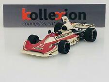 JOHN DAY WILLIAMS FW01 Ford n°21 2eme GP F1 Allemagne 1975  J. Laffite 1.43