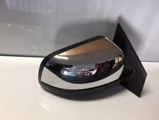 ISUZU DMAX UTE DOOR MIRROR ELECTRIC CHROME - DRIVERS D-MAX