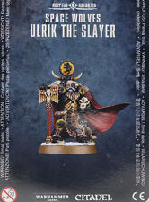Warhammer 40K: Space Wolves: Ulrik The Slayer (53-17)  NEW