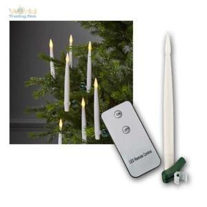 10 Wireless LED Christmas Candles Holiday Lights Christmas Lighting Candles
