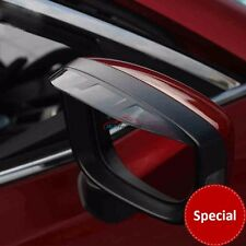 Rearview Mirror Rain Eyebrow Trim For Ford Explorer 2011 2012 2013 2014 2015