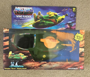 MASTERS OF THE UNIVERSE ORIGINS WIND RAIDER VEHICLE MOTU IN HAND READY TO SHIP!