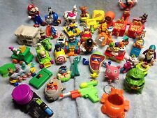 MCDONALD'S HAPPY MEAL TOYS - LOT OF APPROX. 40