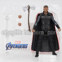 "Marvel Thor Avengers Legends Heroes 7"" Action Figure Boy Kid Collect Gift Toy"