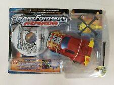 Transformers Armada POWERLINX HOT SHOT w/ JOLT Mini-Con Figure New Sealed