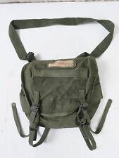 #D Vintage US Army Vietnam Buttpack Kampftasche Field Pack Combat 1967 + Riemen