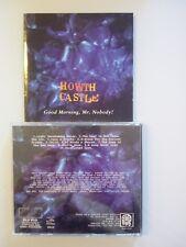 HOWTH CASTLE - GOOD MORNING MR. NOBODY!  - CD