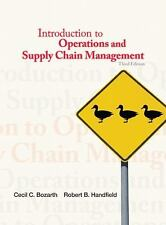 Introduction to Operations and Supply Chain Management by Robert B. Handfield a…