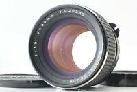 NEAR MINT+3 Mamiya Sekor C 80mm f1.9 Lens for M645 1000s Super Pro TL JAPAN F589