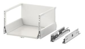 IKEA Maximera Metod Vollauszug Hoch Weiß 40 x 37 Schublade 702.046.35 Neu OVP