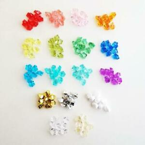 Assorted Acrylic Ice Rocks Plastic Gems Chips Table Scatter Fake Pirate Treasure