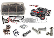 RC Screwz Stainless Steel Screw Kit Traxxas Slash 4X4 TRA039