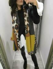 Leopard Print Ladies Scarf Shawl Pashmina Stole Blanket Wrap Animal Women