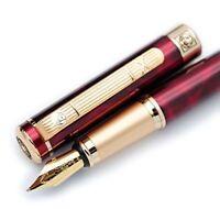 Platinum pen fountain pen # 3776 Higo inlaid cherry blossom bold PTB-30000Z#95-4