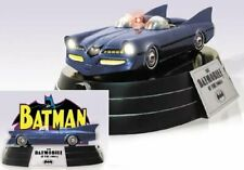 DC Direct Batman Batmobile 1960's Painted Porcelain Replica Statue 969/1500