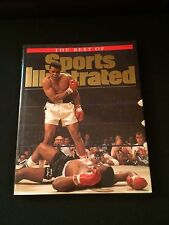Vintage Best of Sports Illustrated SI Staff 1996 Hardcover Book Muhammad Ali VGC