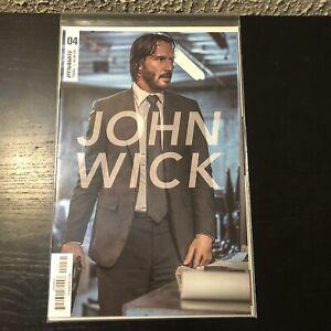 John Wick #4 (Dynamite Comic) Photo Variant
