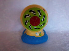 "Leapfrog Spin Sing Abc Zoo Discovery Ball Wheel 8"" Learning Toy"