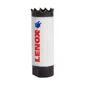 """LENOX Hole Saw 21mm 13/16""""  T3 Bi-Metal 3001414L"""