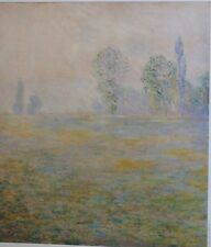 Monet, Oscar-Claude Monet, Fields of Giverny 1888. Masterpieces from Hermitage,