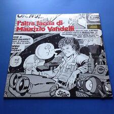 MAURIZIO VANDELLI L'ALTRA FACCIA DI Prog Beat 1970 Italy LP 2nd Press UNPLAYED