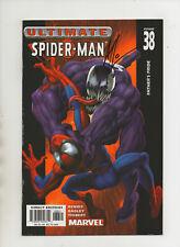 Ultimate Spider-Man #38 - Signed X3 Bendis Bagley & Thibert! - (High Grade) 2003