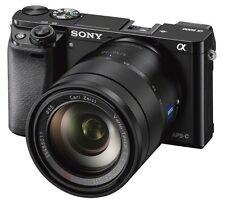 Sony Alpha ILCE-6000 noir + Carl Zeiss Vario-Tessar 16-70 mm ZA OSS ! A6000
