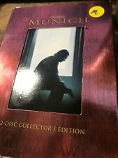 Munich Dvd 2-Disc Collector's Edition with Booklet Steven Spielberg +slipcover